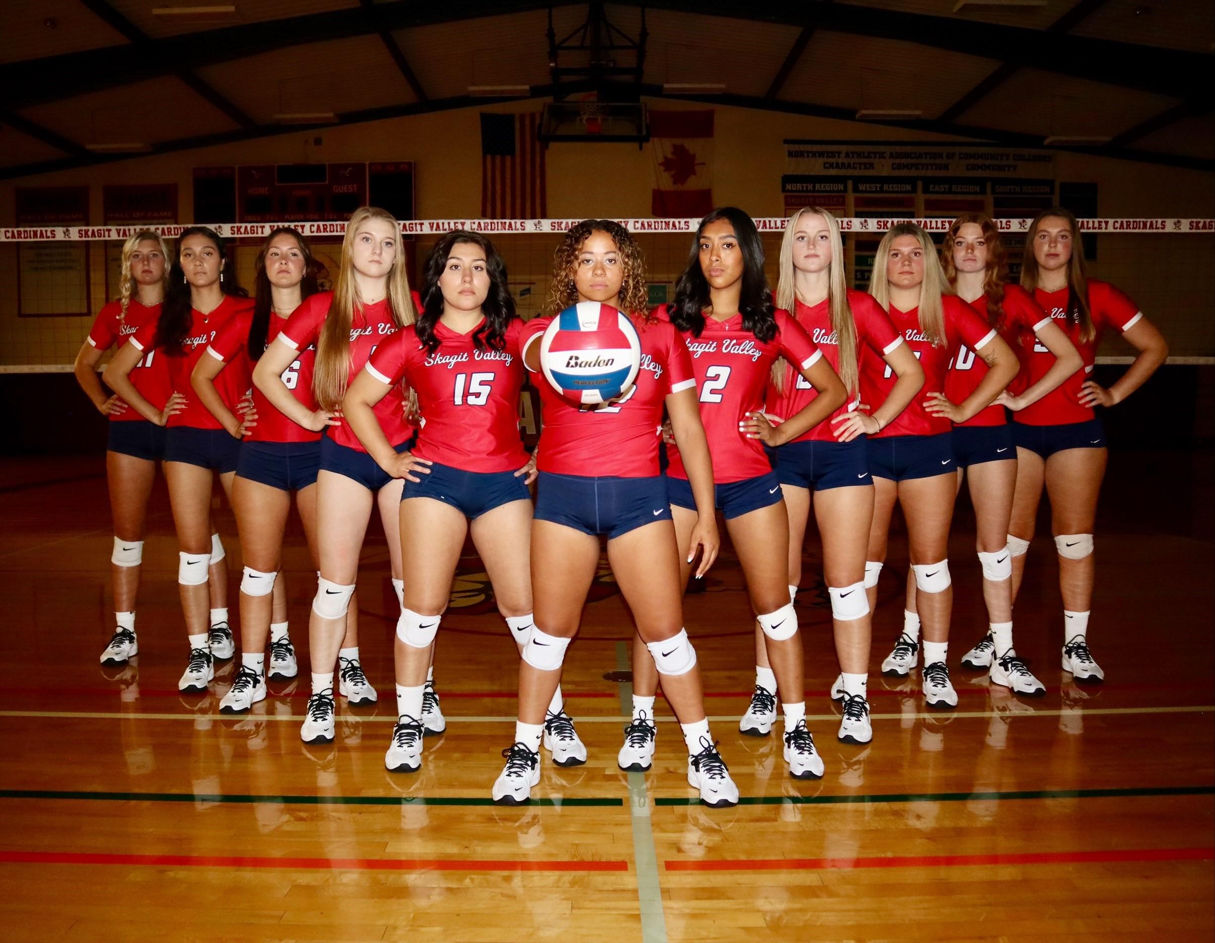 Skagit Valley team photo