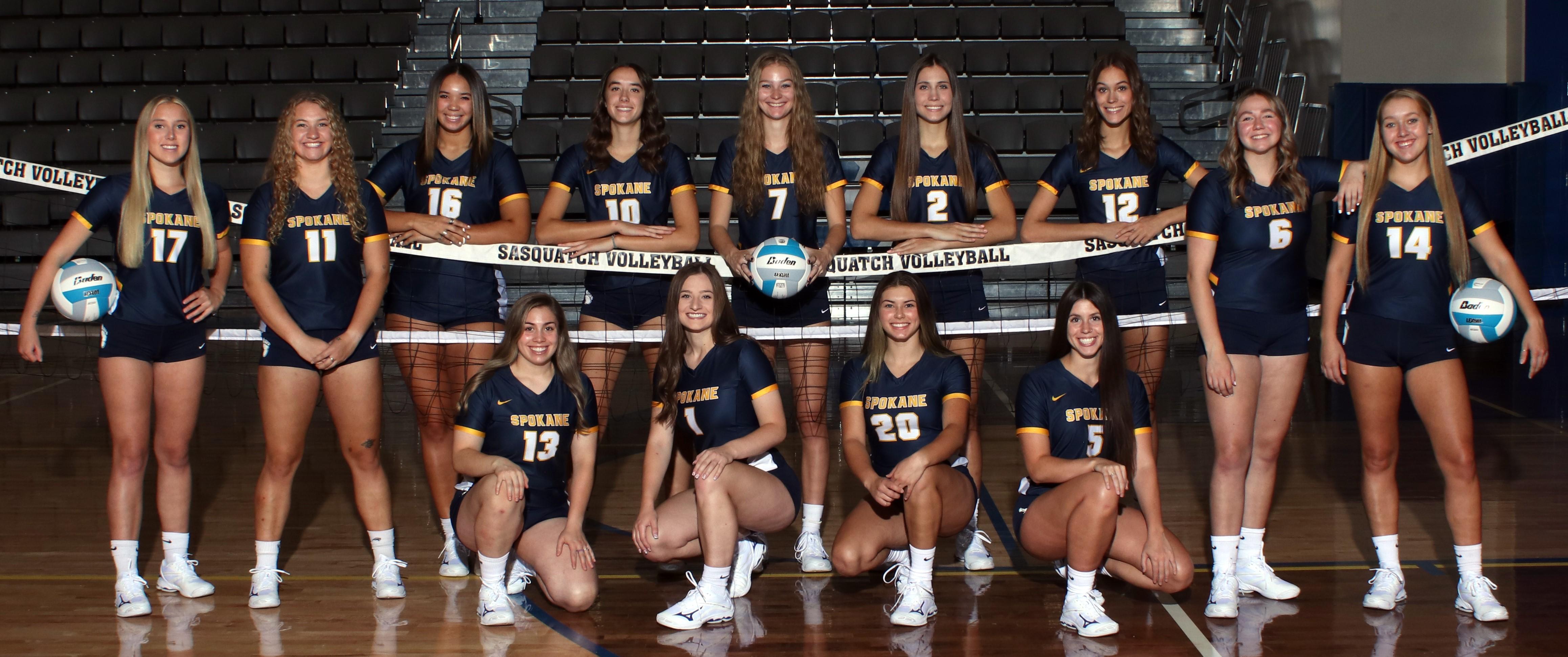 Spokane team photo