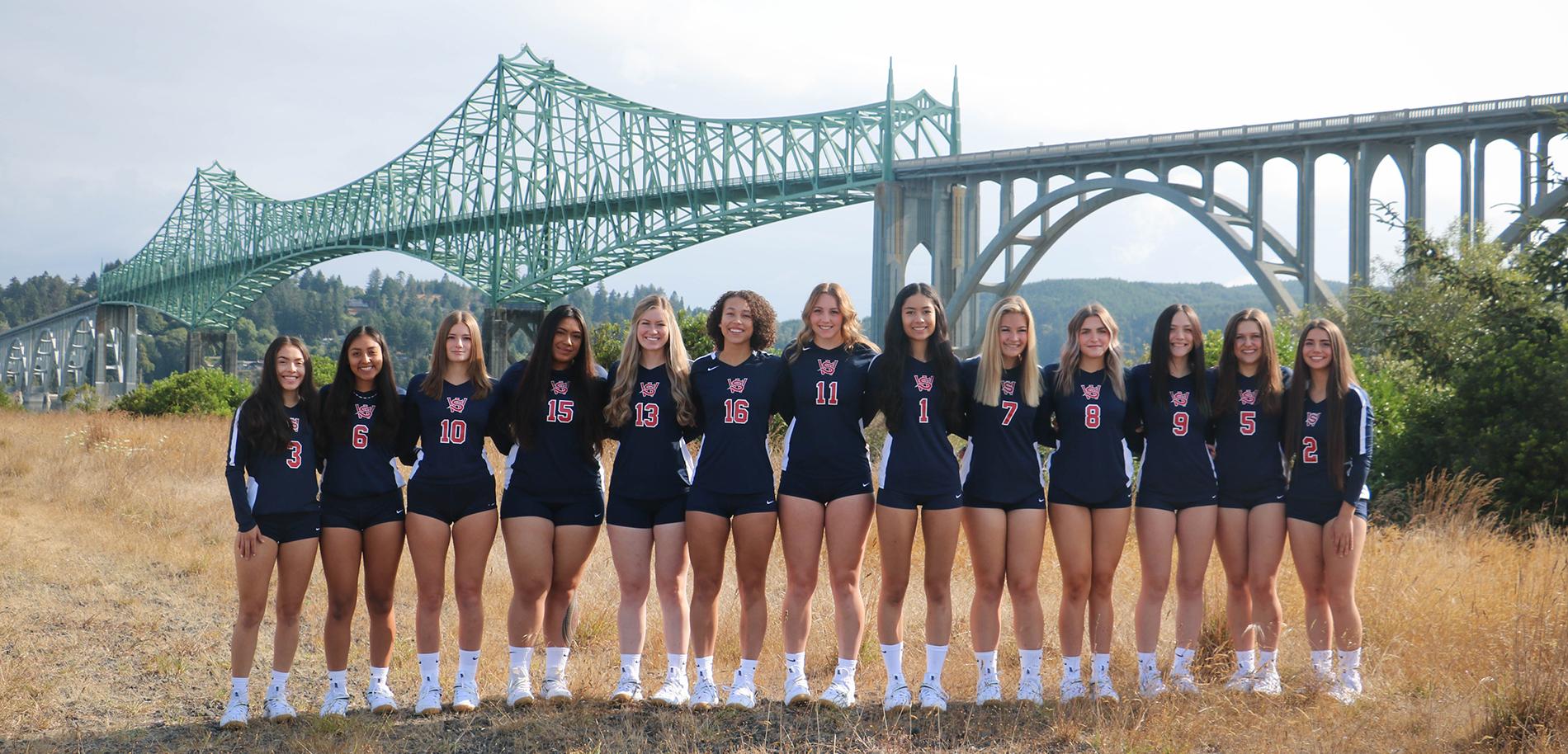 SW Oregon team photo