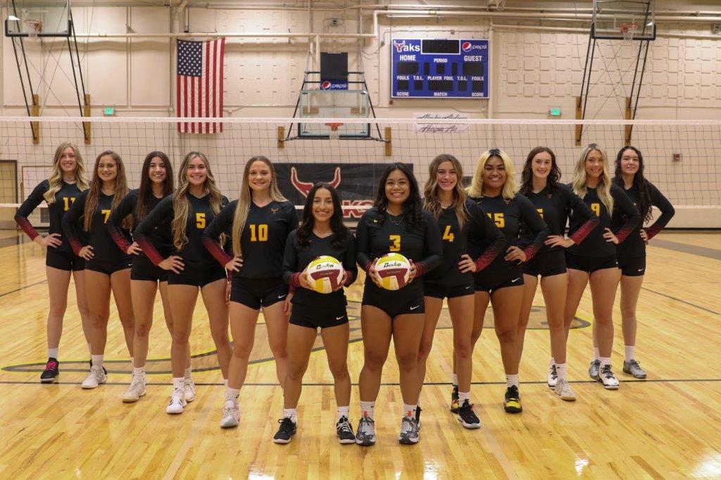 Yakima Valley team photo
