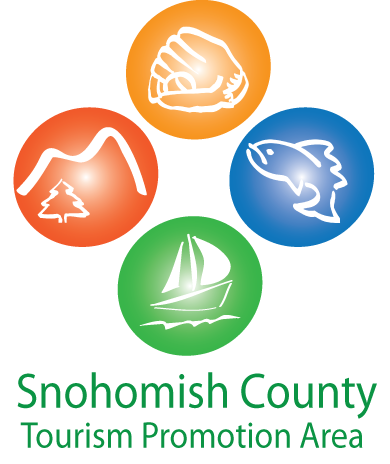 Snohomish Country Tourism Promotion Area logo