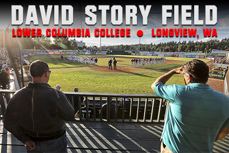 image of David Story Field