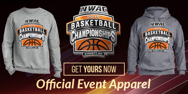 Click here to visit the NWAC Store's basketball gear