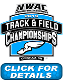 NWAC Track & Field Championships - Click for more info