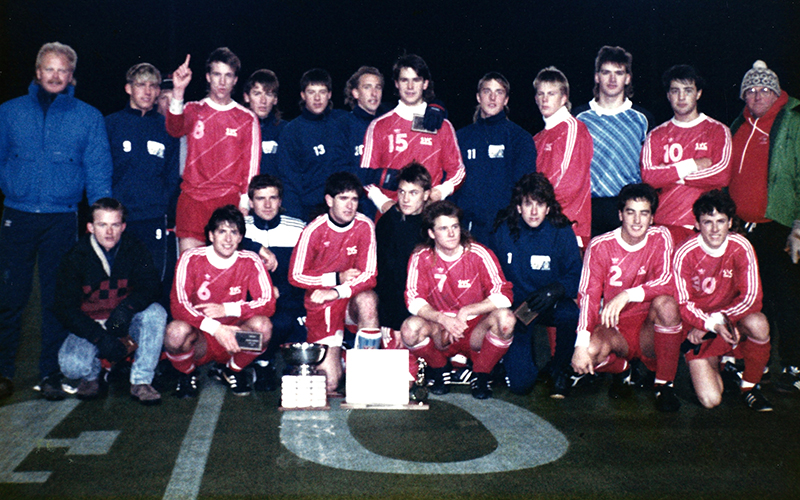 photo of Skagit Valley College 1988 Men's Soccer