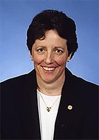 image of Annette  Sandberg