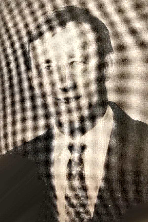 image of Dennis 'Denny' Huston