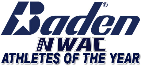 Baden NWAC Athletes of the Year