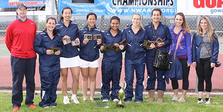 Bellevue Women's Champions