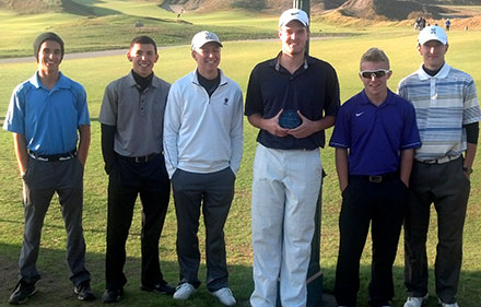 Bellevue Men's Golf