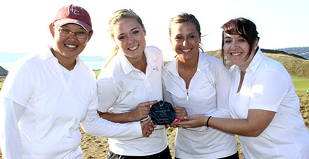 Green River Women's Golf