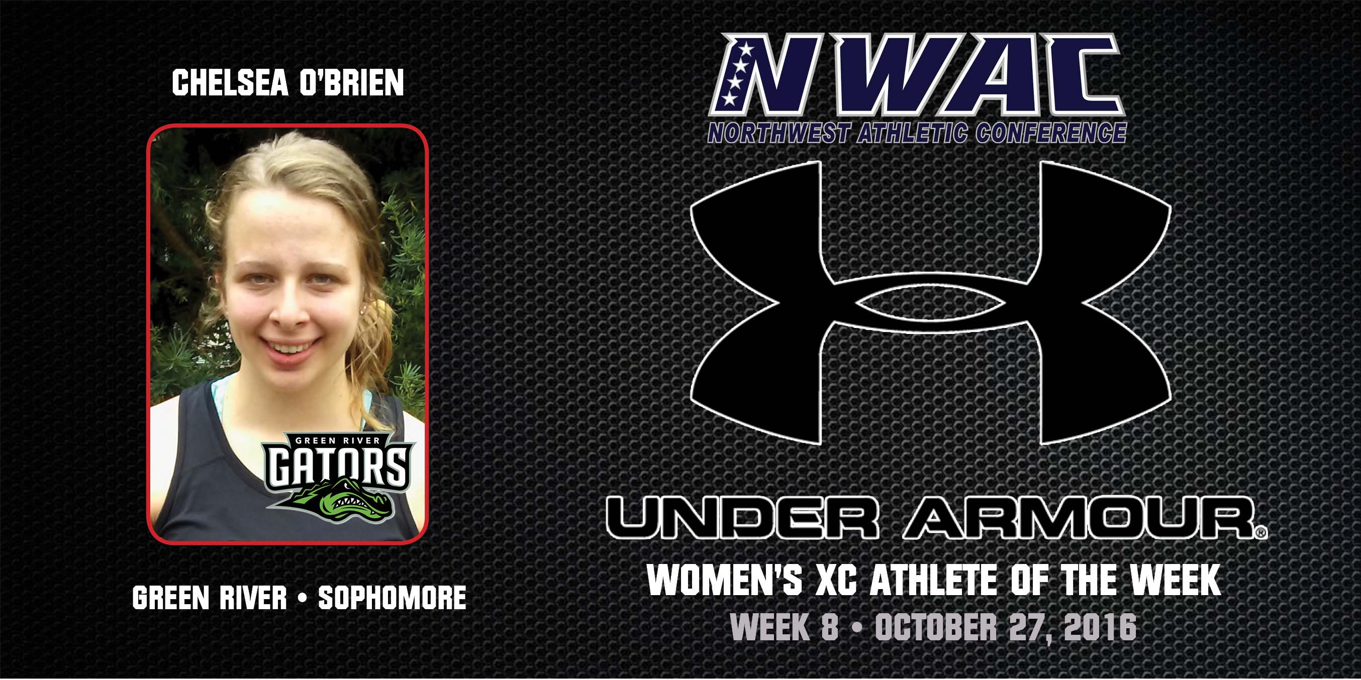 CHELSEA O'BRIEN Under Armour Player of the Week