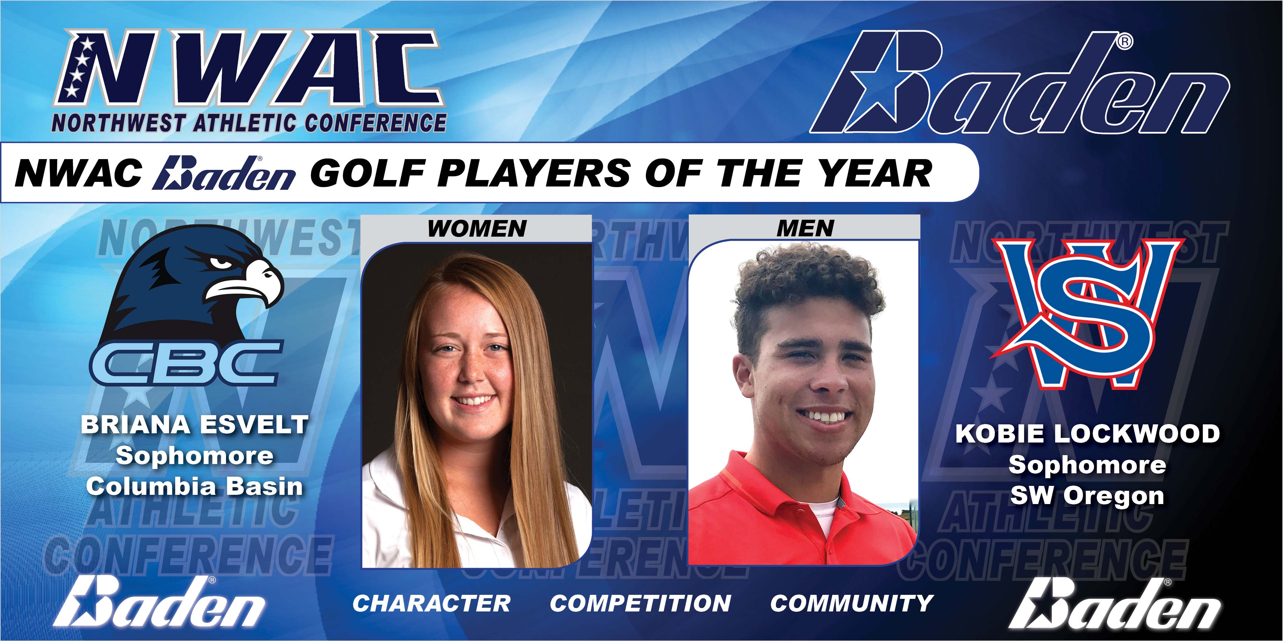 Baden Golf Player's of the Year image