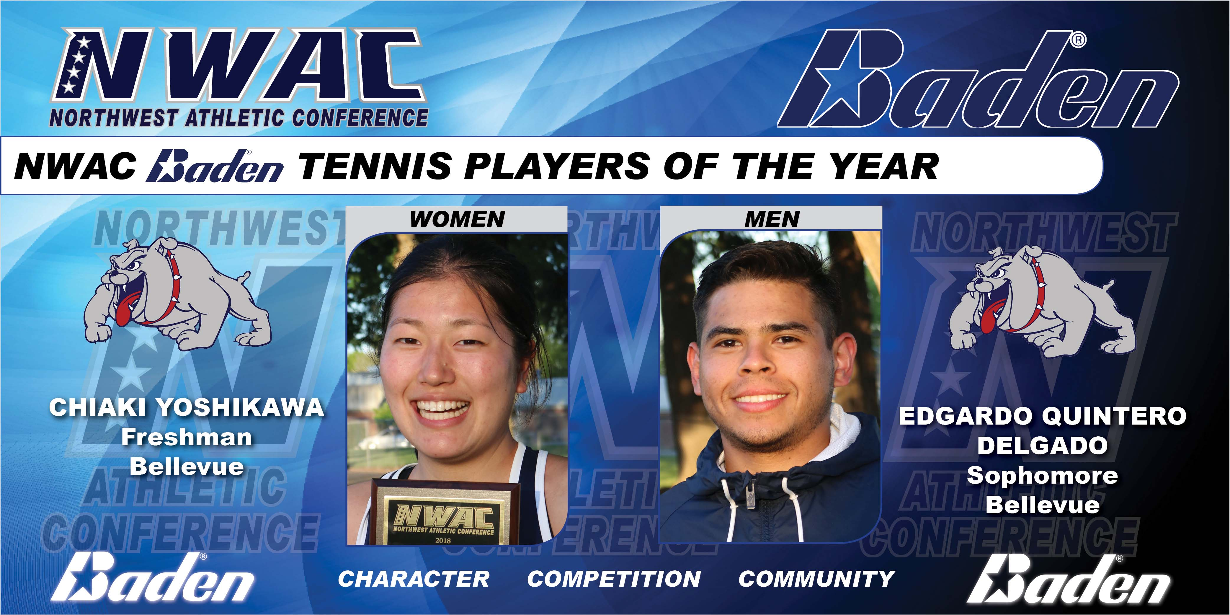 Baden Tennis Player's of the Year image