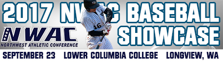 2017 NWAC Baseball Showcase - Sept 23 - Click to details