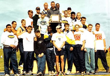 image of 1999 Spokane Track & Field Team
