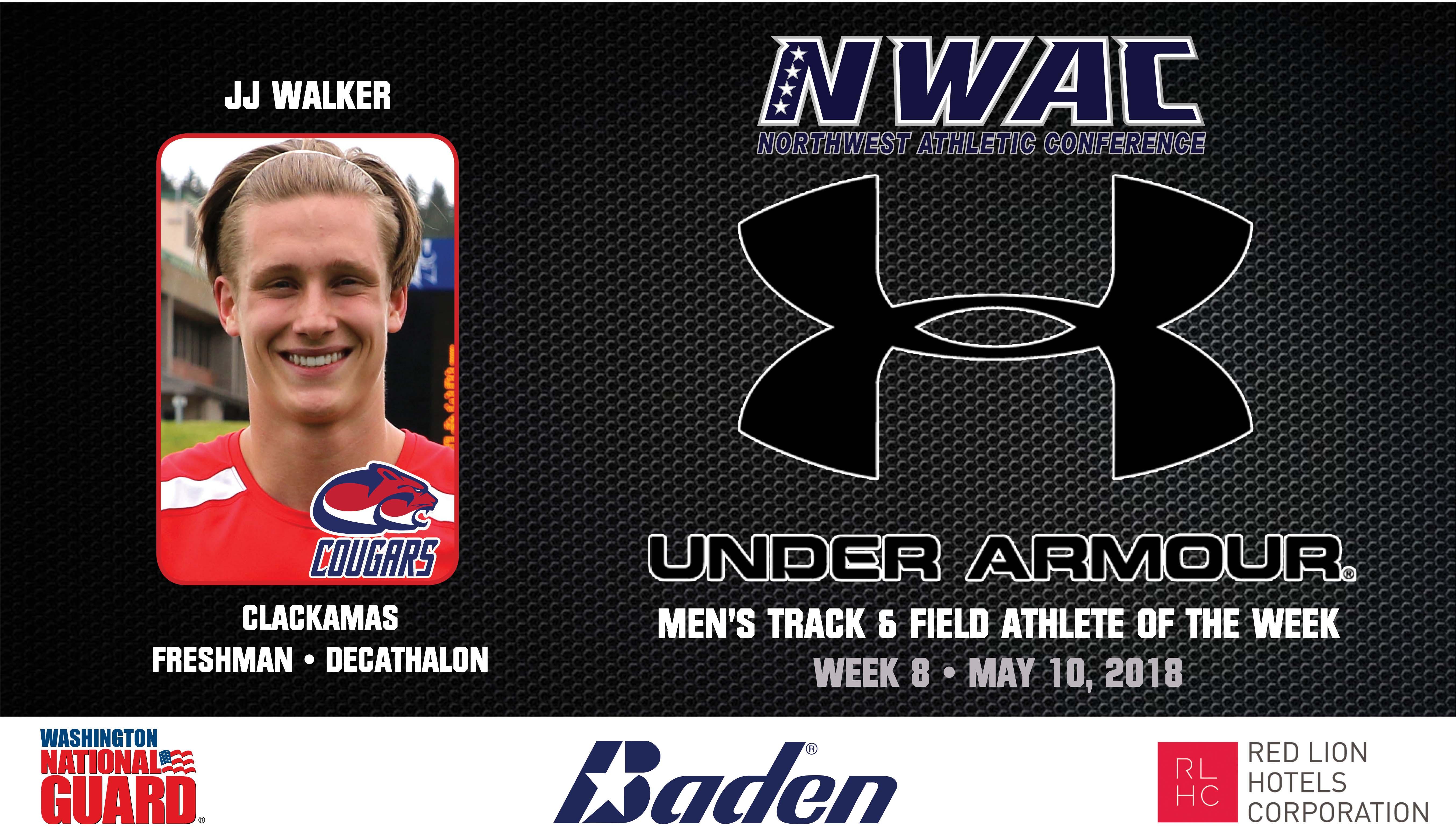 JJ Walker Under Armour image