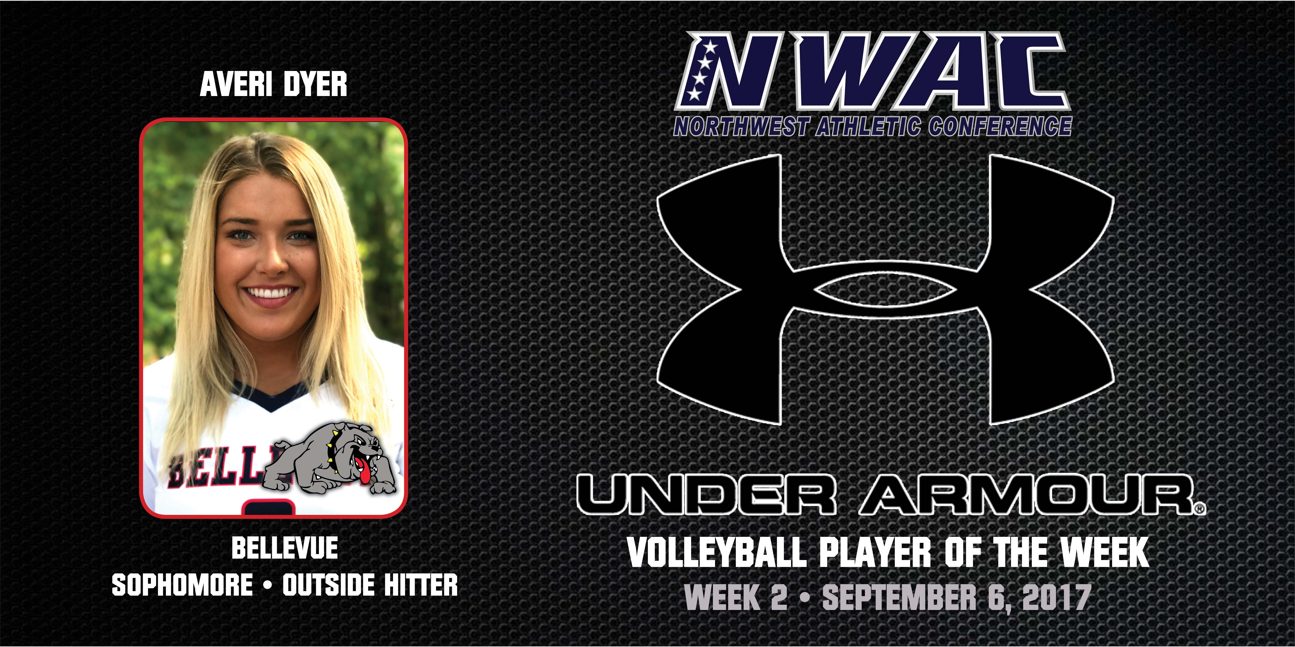 Averi Dyer Under Armour Player of the Week
