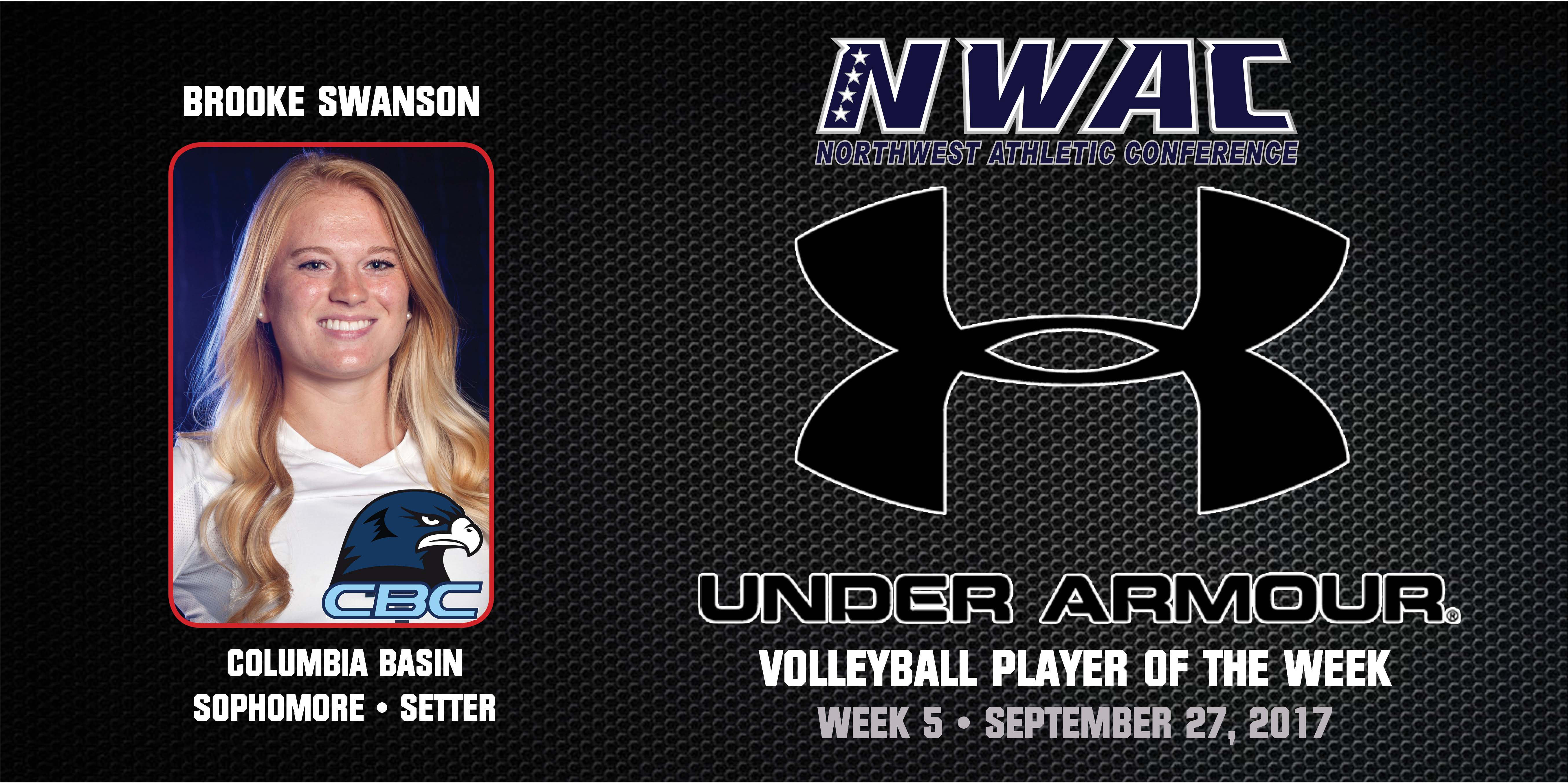 Brooke Swanson Under Armour Player of the Week