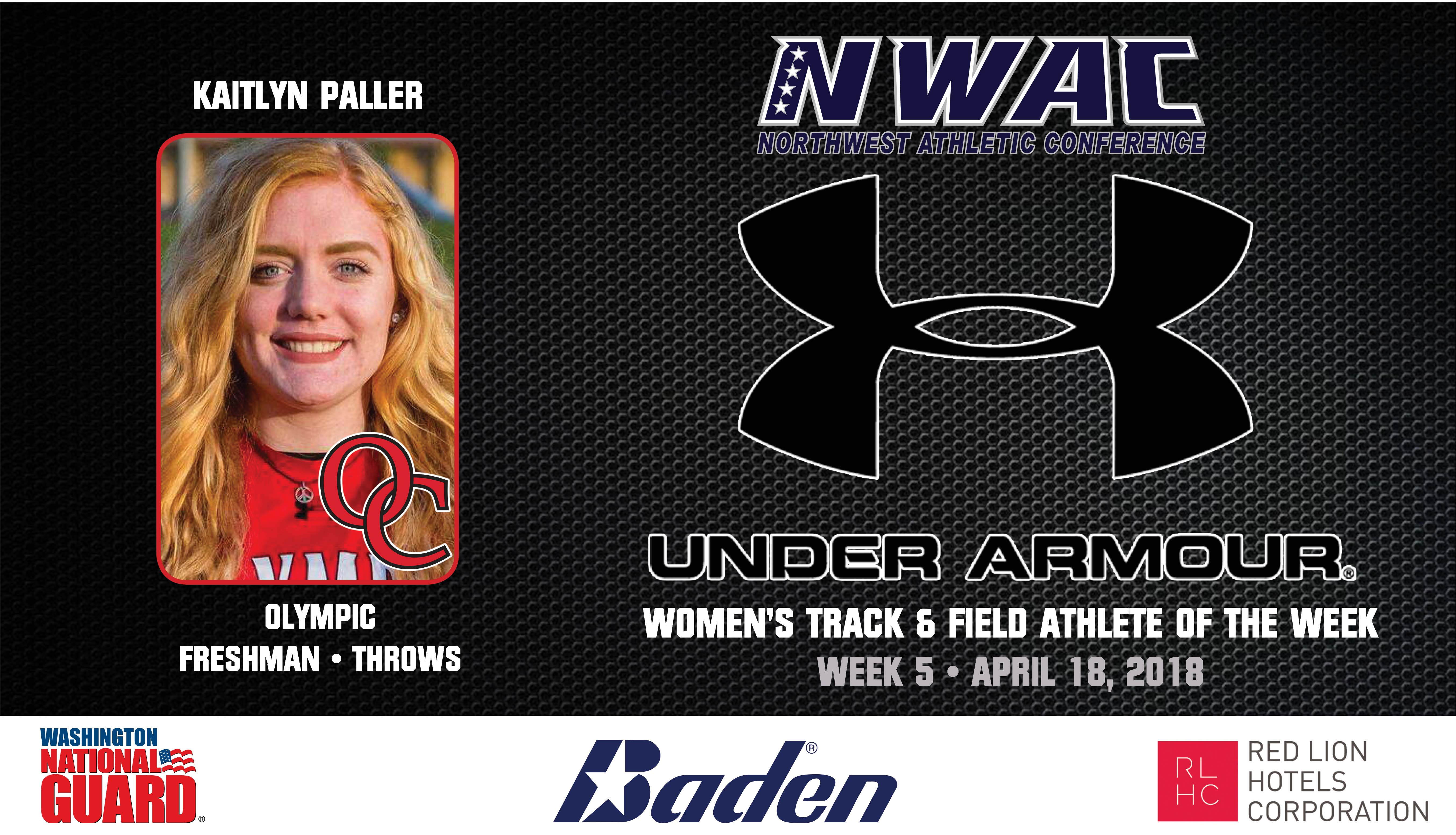 Kaitlyn Paller Under Armour image