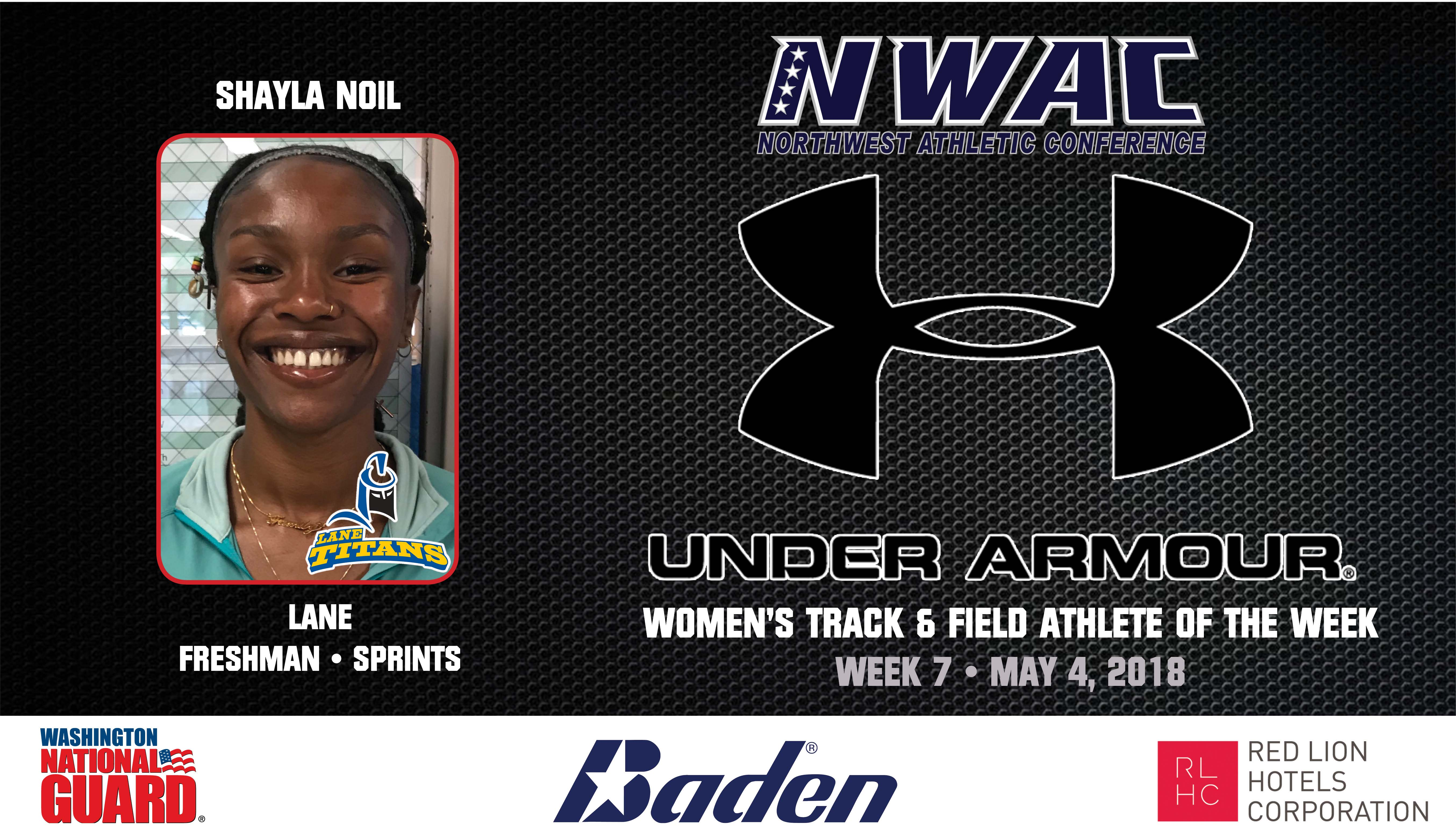 Shayla Noil Under Armour image