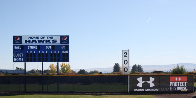image of CBC outfield