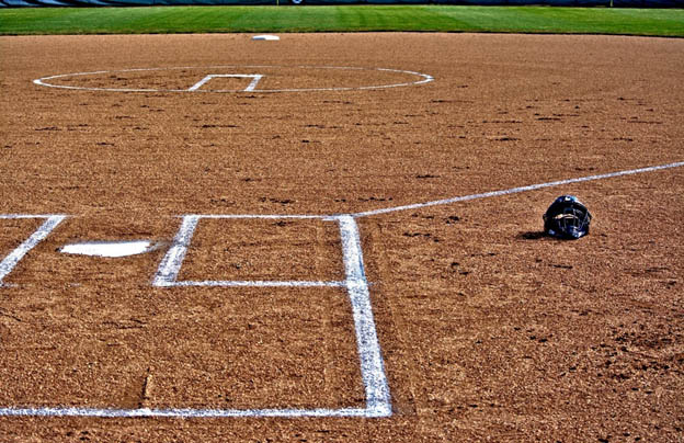 image of CBC infield conditions