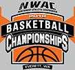 NWAC Basketball Championship logo