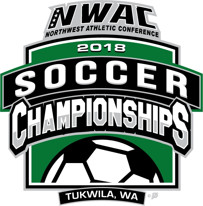 NWAC Soccer Championship logo