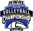 NWAC Volleyball Championship logo