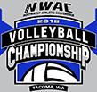 NWAC Volleyball Championship logo