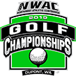 NWAC Golf Championship logo