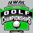 NWAC Golf Championship logo