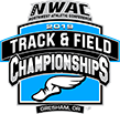NWAC Track & Field Championship logo