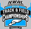 NWAC Track & Field Championship logo